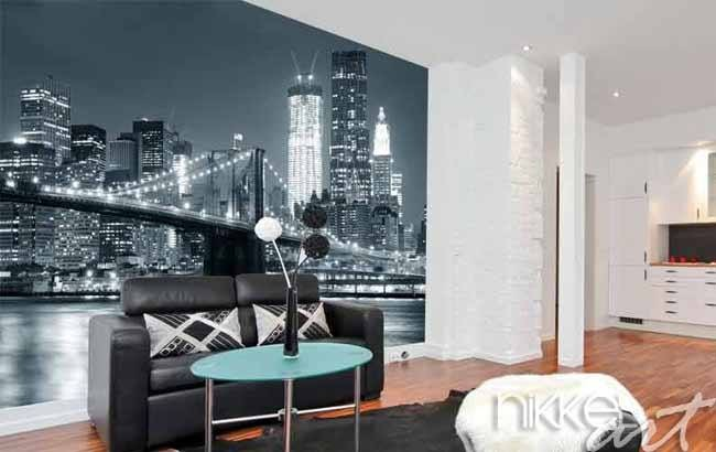 fotobehang New York